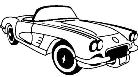 coloring pages of corvette cars pin by finley kimmie on corvette pinterest