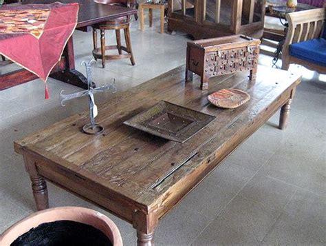 cool november sale stuff indian door coffee table