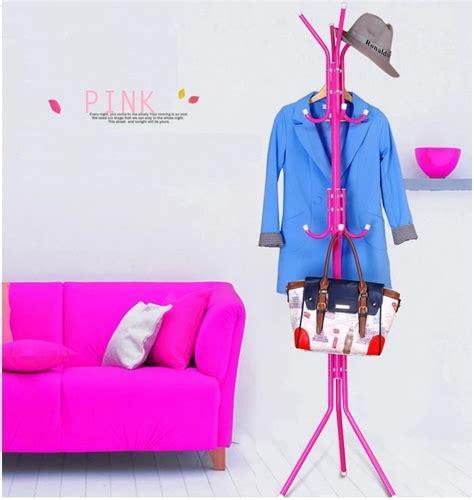 Triangle Stand Hanger Gantungan Baju Serbaguna buy multifunction stand hanger gantungan tiang berdiri gantungan topi jacket baju tas
