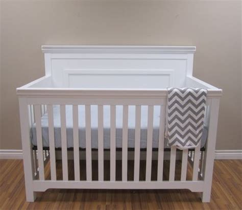 Infant Baby Cribs Concord Baby White 4 In 1 Baby Crib Walmart Ca