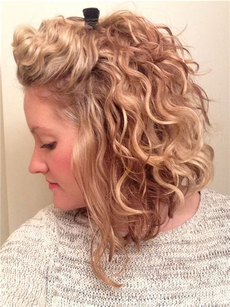 permed curly hairstyles over 50 25 best ideas about short permed hair on pinterest