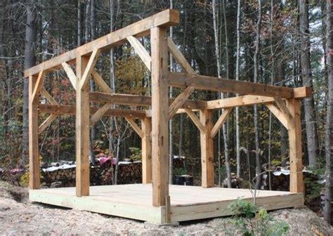 images  woodshed  pinterest sheds post