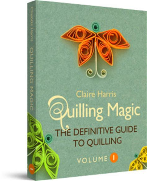 quilling books scribbles quilling materials and equipment