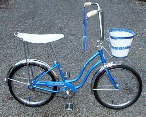 vintage blue 1964 schwinn j 88 fair stingray bicycle s7 original paint lqqk ebay
