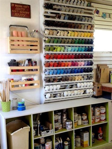 diy craft paint storage best 25 spray paint storage ideas on