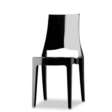 Chaise Exterieur Design 331 by Chaise De Salle A Manger Design Glenda Par Scab