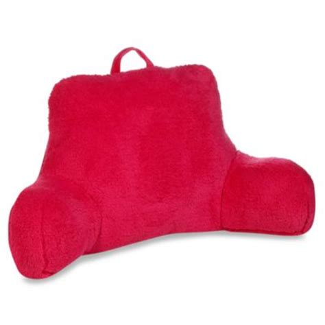 bed back pillows buy back support bed pillow from bed bath beyond