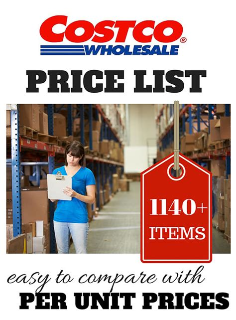 Fabulous Deals Not To Miss Bag Bliss 2 by Costco Price List Updated For 2016 With 1140 Items