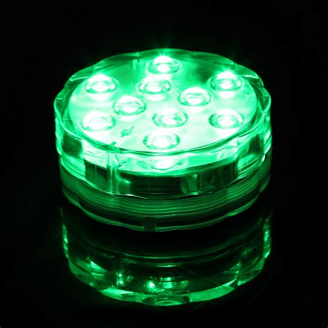 top selling high quality amazing led color changing submersible led color changing light rgb for vase