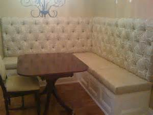 dall interior design banquette dining in oyster bay