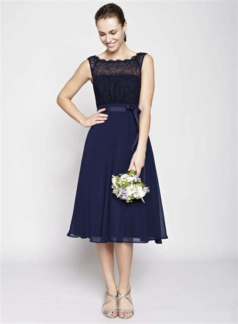 Navy Bridesmaid Dress by Best 10 Denim Bridesmaid Dresses Ideas On
