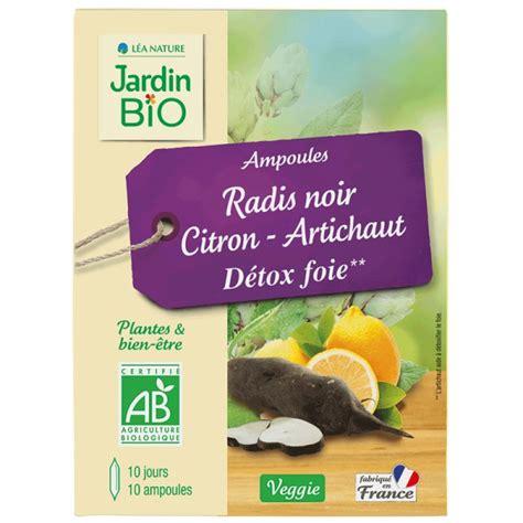 Detox Foie Citron by Oules Radis Noir Citron Artichaut D 233 Tox Foie