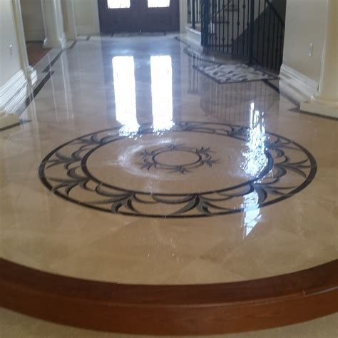 Marble Polishing & Natural Stone Refinishing Serving