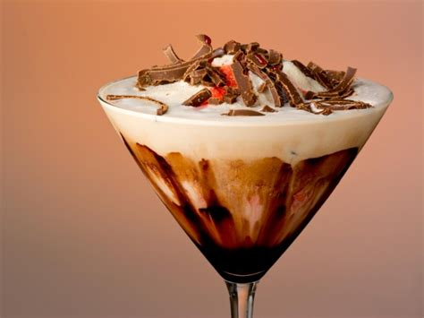Virgin Mudslide Cocktail Recipe from CDKitchen.com