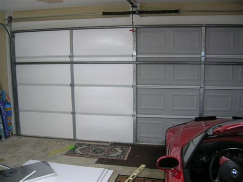 Garage Door Insulation Ideas 25 Best Ideas About Garage Door Insulation On