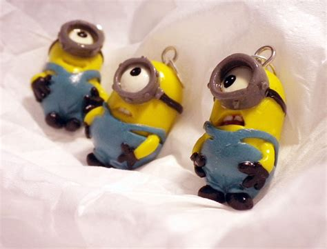 Modelling Clay Minion Phil polymer clay minions by mikroula on deviantart