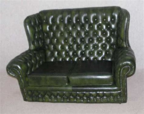 High Back Chesterfield Sofa Leather antiques atlas chesterfield 2 seater high back leather sofa