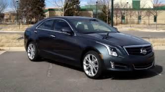 Cadillac Ats 2 0 T Review Real Impressions 2013 Cadillac Ats Awd 2 0t