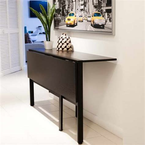 fold down table for tiny kitchen   18 Photos of the