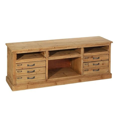mobili legno naturale offerte porta tv legno massello abete rosso offerte mobili etnici