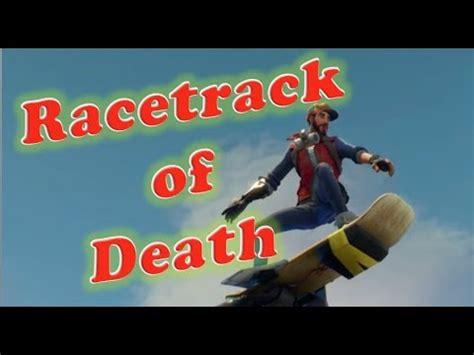 fortnite hoverboard fortnite hoverboard racetrack of