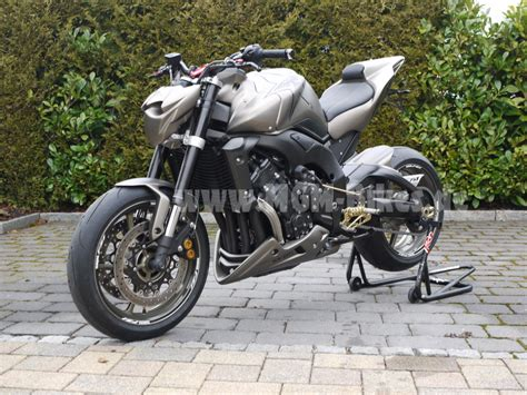 Motorrad Tuning Eintragen by Mgm Bikes Bugspoiler Bs109 Fz1 Mit Abe