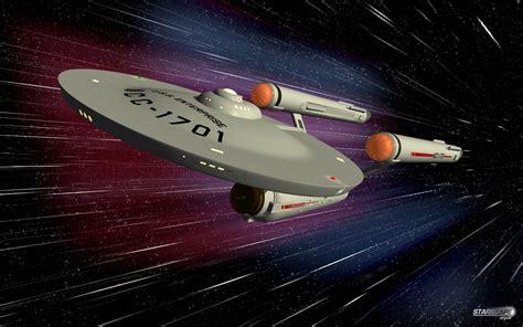 In The Enterprise 3d the enterprise and friends