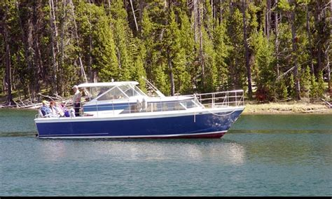 boat cruise yellowstone yellowstone national park fishing guides fly shops