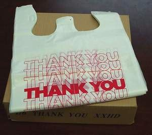 Rupert Goes Back To Plastic Bags by Plastic Bags To Go T Shirt Thank You Bag White 1 6