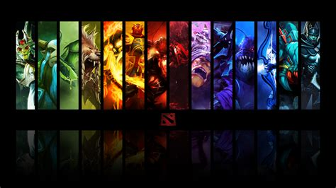 dota  hero wallpaper  carries