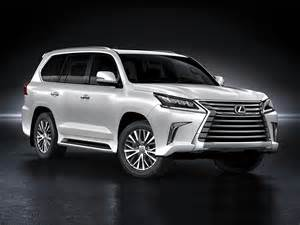 Lexus Lx 570 Photos New 2017 Lexus Lx 570 Price Photos Reviews Safety