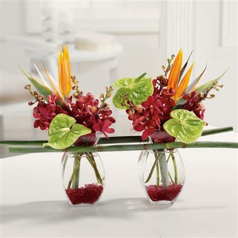 tropical flower arrangements centerpieces flower names symbolic meaning of flowers