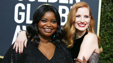 octavia spencer jessica chastain comedy jessica chastain octavia spencer to reunite for holiday