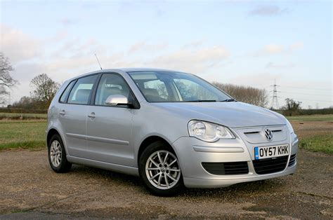volkswagen hatchback 2009 volkswagen polo hatchback 2002 2009 photos parkers