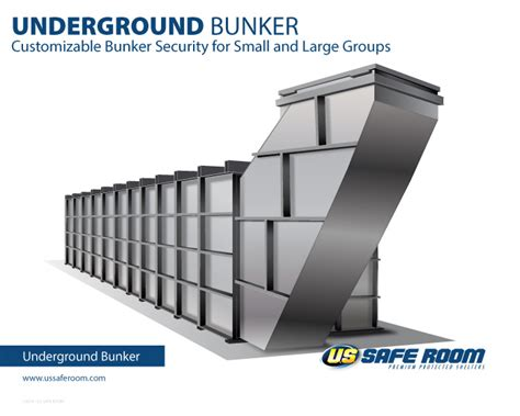 underground safe room underground bunker and shelters survival bunkers for sale