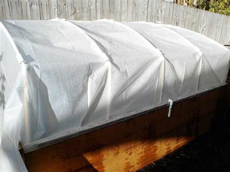 cold bed how to make a cold frame for a raised garden bed
