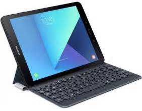 official samsung galaxy tab s3 keyboard cover grey