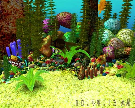 Fish Aquarium Screensaver Free Download   2017   2018 Best