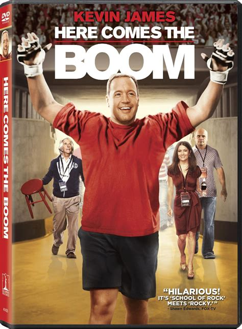 Here Comes The by Here Comes The Boom Dvd Release Date February 5 2013
