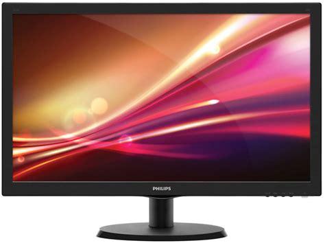 Monitor Philips Led 21 philips 223v5lsb2 10 21 5 quot led vga monitor ebuyer