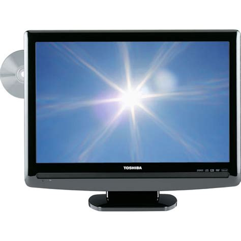 Lcd Tv Toshiba toshiba 22lv505 22 quot 720p dvd lcd tv combo black 22lv505