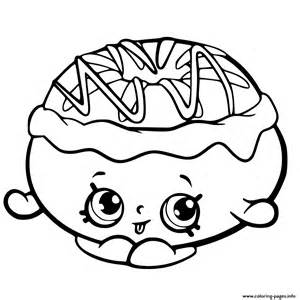 chrissy cream shopkins season 6 chef club coloring pages printable