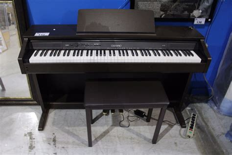 electric piano bench casio celviano electric piano with bench able auctions
