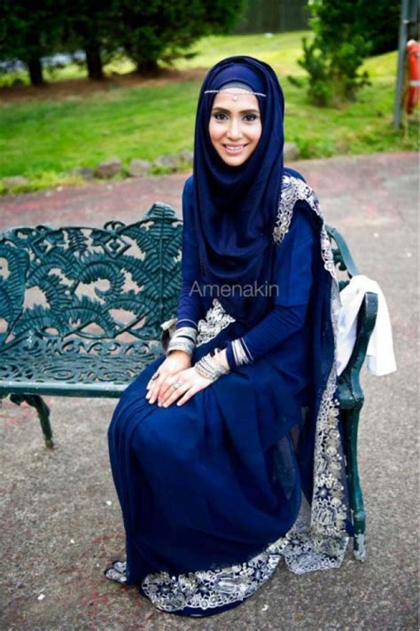 fashionable amenakin hijab tutorials hijabiworld