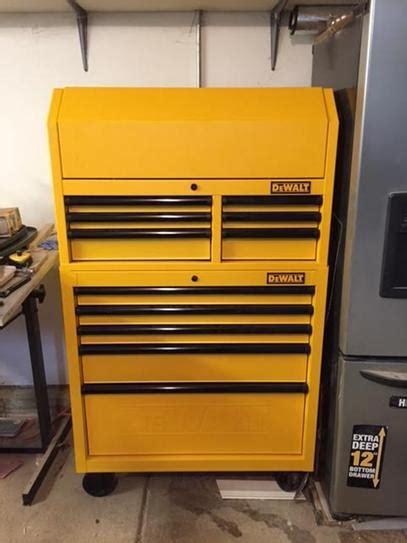 dewalt    drawer roller cabinet tool chest  yellow dwmt   home depot mobile