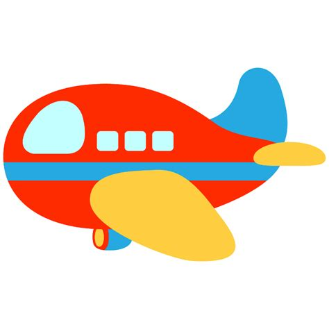 airplane clipart meios de transporte minus clip