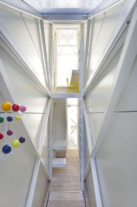 narrowest house in the world take a look inside the world s narrowest house