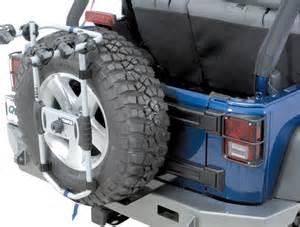 spare wheel bike rack yakima or thule jeep wrangler forum