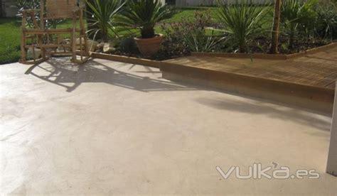 cemento pulido para exterior foto cemento pulido en exterior mineral deco