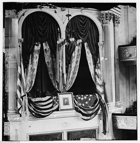 abraham lincoln theater photographs of the grisly last moments of four lincoln